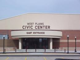 Civic Center East entrance
