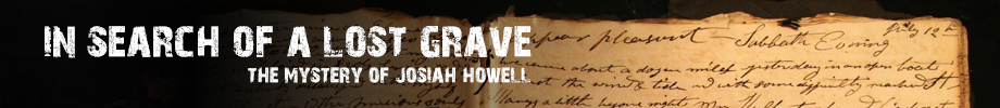 The Mystery of Josiah Howell
